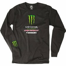 Pro Circuit Team Monster Energy Long Sleeve Tee Motorcycle Shirt