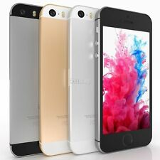 Apple iPhone 5S/4S- 8/16/32/64G GSM Unlocked Excellent Refurbished Smartphone WN
