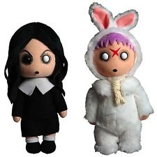 Living Dead Dolls - Creepy Cuddlers - Choose from Sadie, Eggzorcist, Sin & Posey