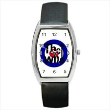 The Who Rock and Roll Barrel Styled Watch (Two Styles)