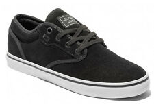 Globe - Motley Mens Shoes Black Suede
