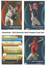 2012 Bowman's Best Prospects Baseball Set ** Pick Your Team **