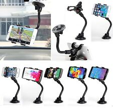 Universal Car Phone Holder 360° Rotating Windshield Suction Cup Mount GPS
