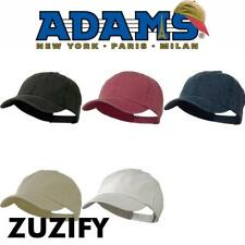 Adams Essentials Pigment-Dyed Unstructured Cap. EP101