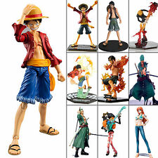 Japan Anime One Piece Figurines Figure Toy Gift Luffy /Nami /Ace /Zoro /Sanji