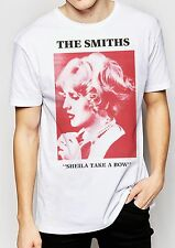 THE SMITHS SHEILA TAKE A BOW T-SHIRT JOY DIVISION THE CURE RADIOHEAD THE CLASH