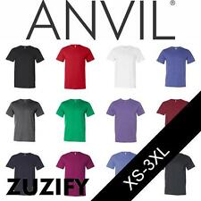 Anvil Organic Cotton in Conversion Blend T-Shirt. 450