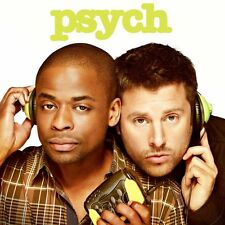 """Psych TV Show Wall Poster 13x13"""" 18x18"""" 24x24"""" Decor 02"""