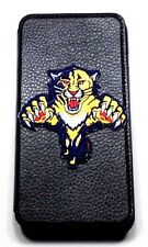 Woodys Originals Inc. Florida Panthers Leather Sport Team Cell Phone Cases