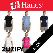 Hanes Ladies Cool Dri Short Sleeve Performance T-Shirt. 4830