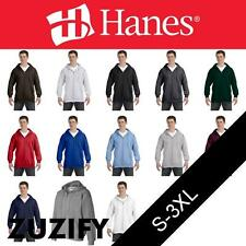 Hanes Ultimate Cotton Full Zip Hooded Sweatshirt. F280