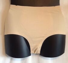 Dr Rey Beige Bottom Shaper Full Brief Shape Wear 1X New NWT