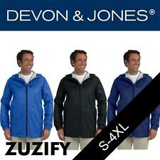 Devon & Jones Mens Waterproof Tech-Shell Torrent Jacket. D756