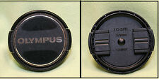 USED  Olympus 37mm Lens Cap LC-37B for 14-42mm II and 45mm f/1.8 micro 4/3 lens