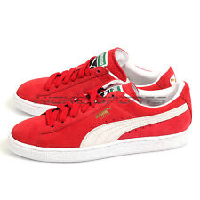 Puma Suede Classic+ Team Regal Red-White 352634 05 Lifestyle Casual Shoes 2017