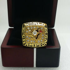 1992 Toronto Blue Jays World Series Championship Solid Alloy Ring 11Size Gift