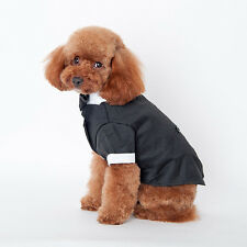 Party Pet Dog Cat Clothes Suit Tuxedo Bow Tie Puppy Coat Costume Apperal Wedding