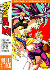DragonBall Z: Movie 4 Pack - Collection Two (DVD, 2011, 4-Disc Set)