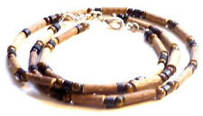 Hazelwood Therapeutic SET Tiger Eye & Hematite (Necklace - Bracelet or Anklet) #