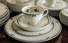 Royal Doulton England China Service for 8 ~ 5 Piece Place Setting OLD COLONY