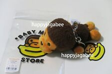 A BATHING APE Goods BABY MILO STORE KEY CHAIN PLUSH 8characters For Gift Kids