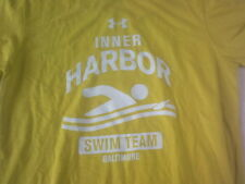 NWT Under Armour Charged Cotton, swimming, mens L, Inner Harbor, Baltimore