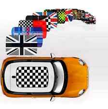 Mini Cooper Countryman R60 Moonsun Roof Graphics Decor Sticker Decal Union Jack