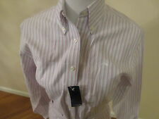NWT BROOKS BROTHERS STRIPED LONG SLEEVE BUTTON DOWN SHIRT DRESS