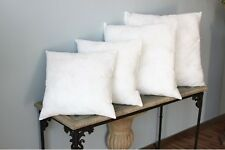 """Duck Feather Cushion Pads, 16"""", 18"""", 20"""", 22"""", 24"""", 26"""""""