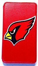 Woodys Originals  Arizona Cardinals Leather Sport Team Cell Phone Cases