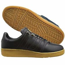 K Swiss Classic Vintage Casual Retro Leather Trainers Shoes 6-12