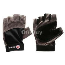 1 Pair Non-Slip Breathable Half Finger Cycling Gloves Bike Bicycle Gloves