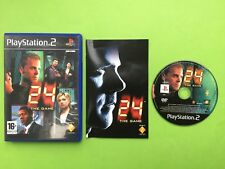 24: The Game Playstation 2 PS2 PAL Game + Free UK Delivery