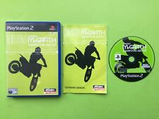 Jeremy McGrath Supercross World Playstation 2 PS2 PAL Game + Free UK Delivery