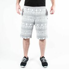 UNDEFEATED ASCENDOR SWEAT SHORTS GREY HEATHER UNDFTD PLAY DIRTY