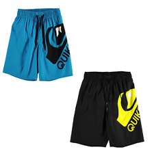 Quiksilver Plain Swimming Shorts Swim Trunks Swim Shorts Children Boys