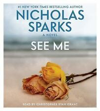SEE ME by Nicholas Sparks (2015, CD,UNABRIDGED) FREE SHIPPING  13 DISCS