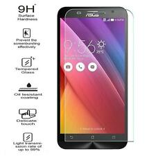 100% Genuine Slim Tempered Glass Screen Protector Shield Cover For Asus Zenfone