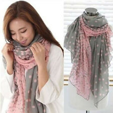 Stole Soft  Wraps Shawl  Long  Scarves  Scarf  1 pcs New Women's  Candy Colors
