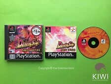 Dancing Stage Party Edition PS1 Playstation 1 PAL Game + Works On PS2 & PS3