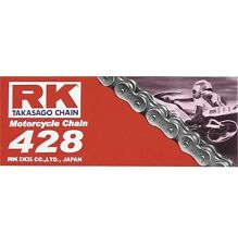 RK 428 RK-M Natural Standard Chain 100 links for ATV/UTV