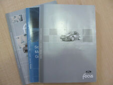 2003 Ford Focus Owner's Guide Part # 3S4J-19A321-BA First Printing