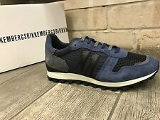 Dirk Bikkembergs Mens Shoes Fashion Sneakers NUMB ER 650 BKE108479 New In Box