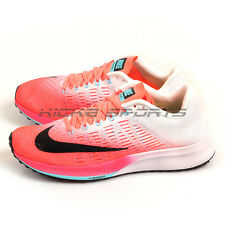Nike Wmns Air Zoom Elite 9 Hot Punch/Black-White 863770-600 Breathable Running