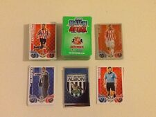 Topps Match Attax 2010/11 Player Cards - Finish your collection Nos.383-R19