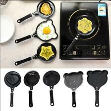MagiDeal Kitchen Mini Non Stick Egg Frying Pancake Pan Houseware Easy Mould Tool