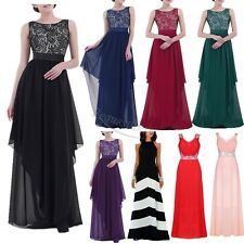 Formal Evening Prom Party Long Dress Bridesmaid Dresses Ball Gown Cocktail Dress