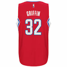 Blake Griffin Los Angeles Clippers Adidas Road Swingman Jersey (Red)