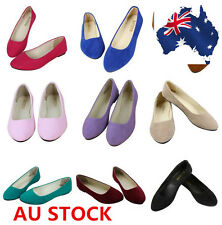 Fashion Women Multi Color Pointed Toe  Elegant Suede Pumps Low Wedge Heels Shoes
