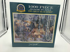 New Kirk Randle The Great Bear Spirit 1000 Piece Puzzle
